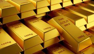 Emas Kembali Melemah Dipicu Investor Lebih Tertarik Ke Dolar AS