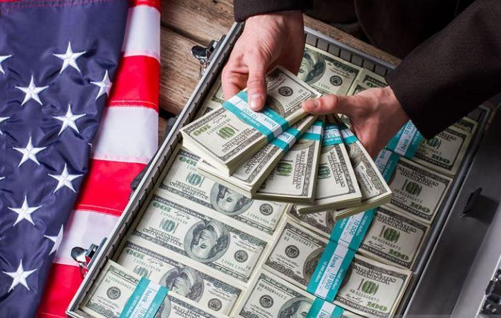 Dolar AS Turun ditengah Optimisme Percepatan Pemulihan Ekonomi